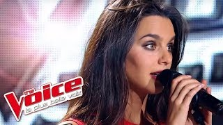 Barbara - L'Aigle noir | Laetitia Sole | The Voice France 2012 | Blind Audition
