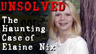 The Haunting Case of Elaine Nix   ANATOMY OF MURDER #14