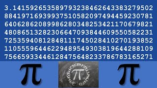 The Pi Song (Easy as Pi) | Pi to 244 Digits & a little more! | Pi Song for Kids | Silly School Songs