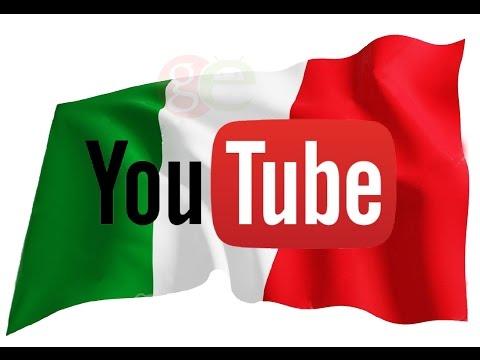 #CosaNePensoDi Youtube Italia