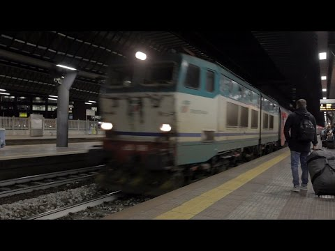 [FS] E656 046, 13014 Nice Ville - Moscow arriving to Milano Rogoredo station