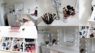 Makeup Collection & Vanity Tour!