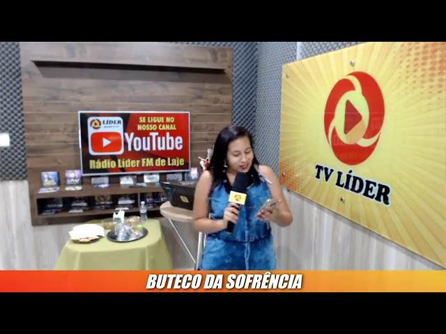 PROGRAMA BUTECO DA SOFRÊNCIA, NA LÍDER FM, COM A PARTICIPAÇÃO DE ROMILDO SALLES