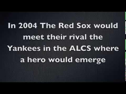 Red Sox break the curse