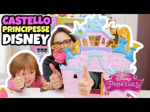 Apriamo il CASTELLO MUSICALE delle PRINCIPESSE Disney