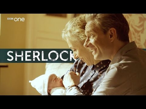 The new arrival - Sherlock: Series 4 | Behind the Scenes - BBC One