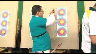 L'Actu – Championnat départemental de tir à l'arc