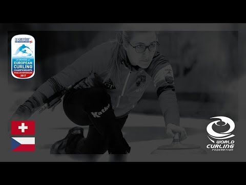 Switzerland v Czech Republic - Women - Le Gruyère AOP European Curling Championships 2017