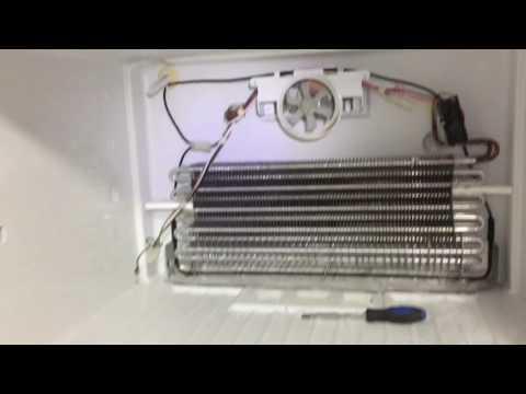Refrigerator Repair Water Dripping Puddling Inside