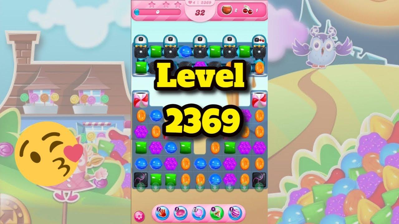 Candy Crush Saga Level 2369 Gameplay #Shorts 🍬 @MODS GAMING
