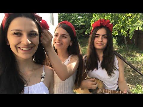 Trio Mandili - Million scarlett roses (Миллион алых роз)