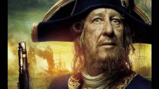 Pirates Of The Caribbean Barbossa Is Hungry Music Video