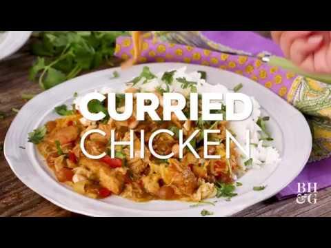 Curried Chicken
