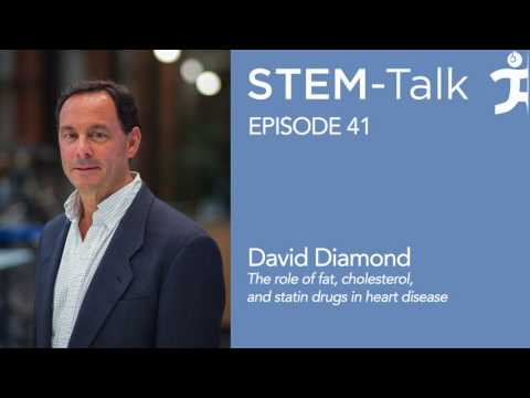 episode-41-dr-david-diamond-the-role-of-fat,-cholesterol,-and-statin-drugs-in-heart-diease