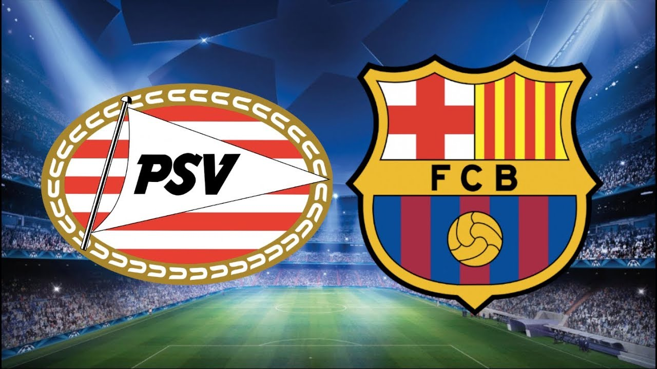 PSV vs Barcelona, Champions League, Group Stage 2018 - MATCH PREVIEW