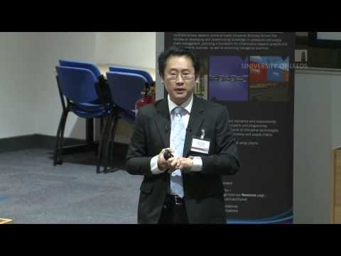 The Centre for Operations & Supply Chain Research: Prof Chee Wong, Leeds University Business School