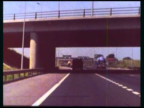 Motorway, The Safeway (1979) UK Public Information Film