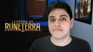 LEGENDS OF RUNETERRA | O novo card game da RIOT GAMES!
