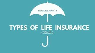 Types of Life insurance: Life insurance policy explained (Hindi)