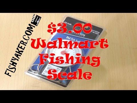 $3.00 Walmart Fishing Scale Review: Episode 281