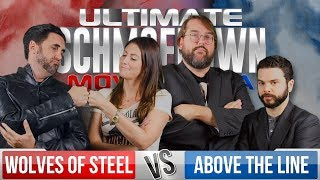 Wolves of Steel VS Above the Line - Ultimate Schmoedown Team Tournament Semi-Finals