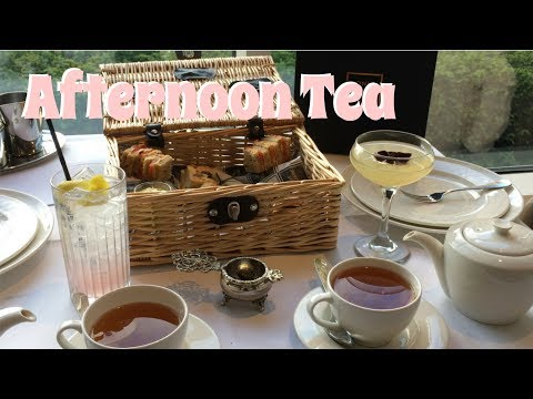 Life in Edinburgh: Afternoon Tea!