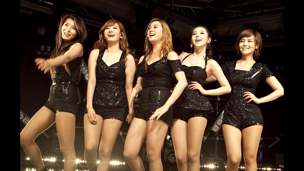 Wonder girl korean band — pic 14