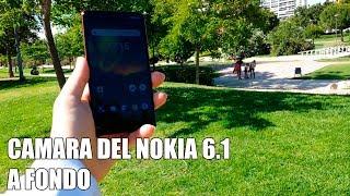 Nokia 6.1 Camara a fondo
