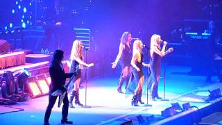 (HD) Trans Siberian Orchestra Christmas Cannon Rock