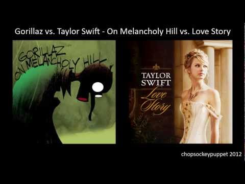 MASHUP - Gorillaz vs. Taylor Swift -