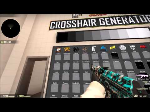 How To Fix Crosshairs In CS:GO! [H] - YouTube