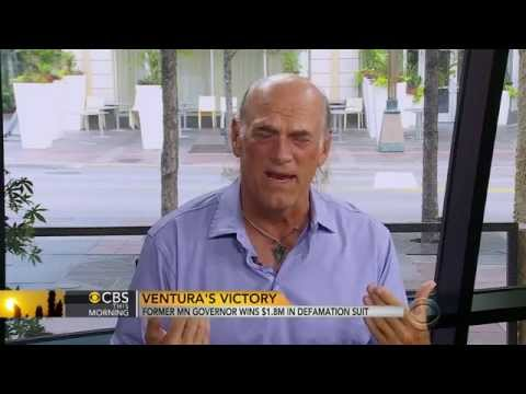 "Jesse Ventura's Heated Interview With CBS ""All I Wanted To Do Was Clear My Name"""