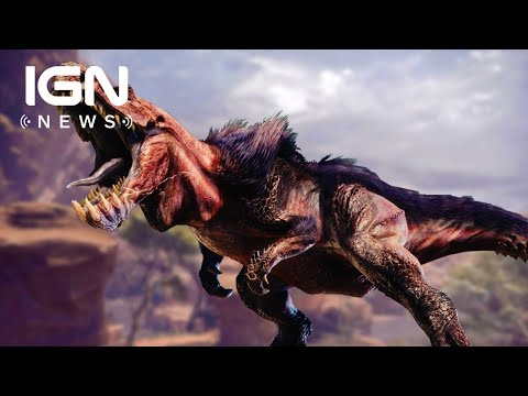 Monster Hunter: World is Capcom's Best Selling Game Ever - IGN News