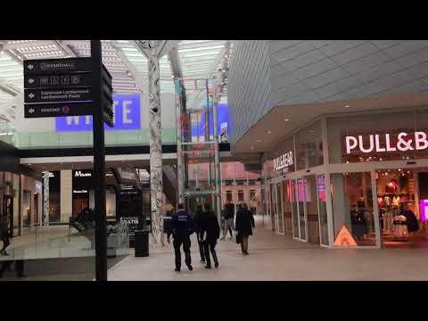 التسوق في بروكسيل..//.. Shopping à Bruxelles
