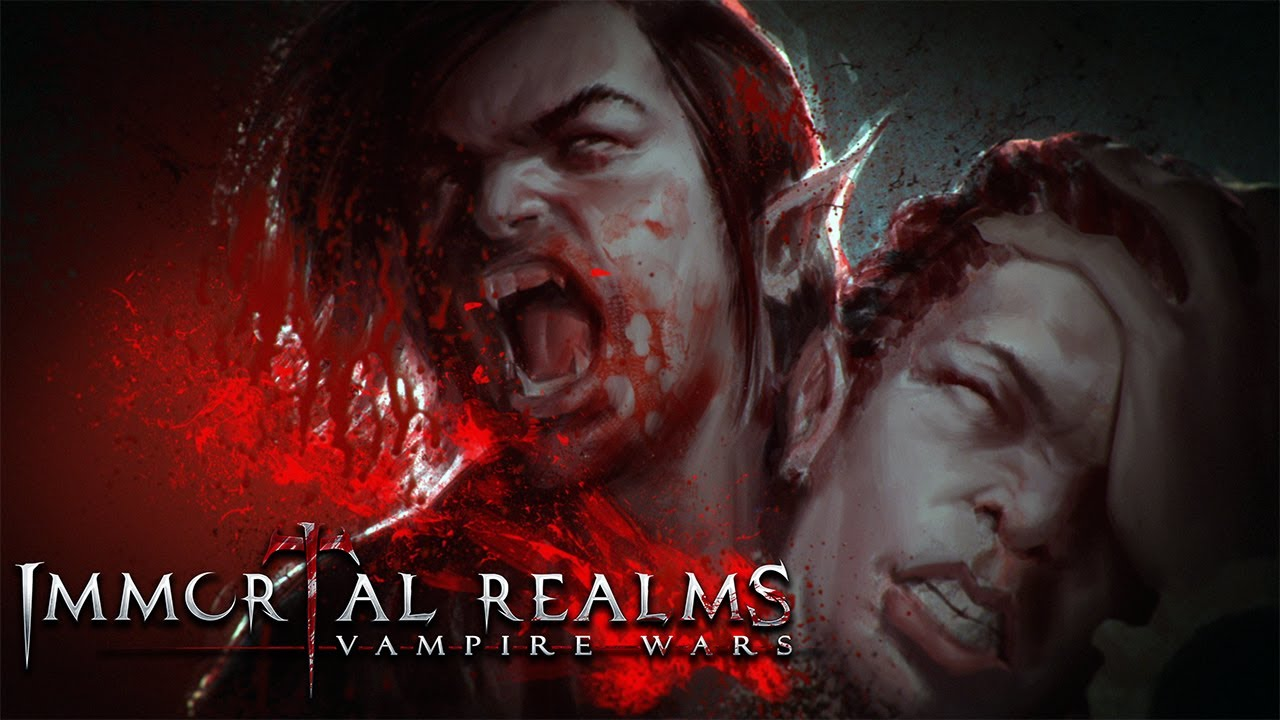 Immortal Realms: Vampire Wars - Announcement Teaser