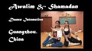 Awalim & Shamadan | Guangzhou, China | Dance Workshop with Shining