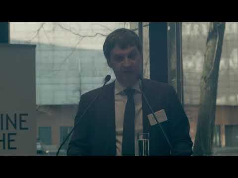 Oleg Churiy, Vize-Gouverneur der Nationalbank der Ukraine / Fachkonferenz