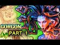 All About : Gorgon - Mythical Creatures (PART 1 of 3)