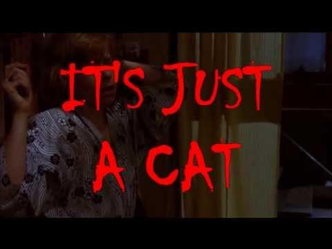 "Horror Movie Supercut: ""It's Just a Cat"""