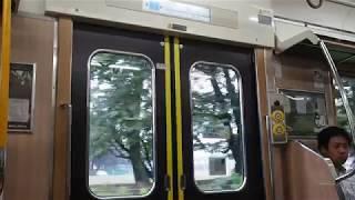 JR東日本205系 モハ205-603 宇都宮→鶴田(観光電車いろは)