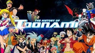 The History of Toonami & How It Made Anime Mainstream