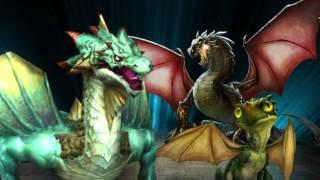 Dragons of Atlantis ドラゴンズ オブ アトランティス:ドラゴンの継承者 - ウォータードラゴン