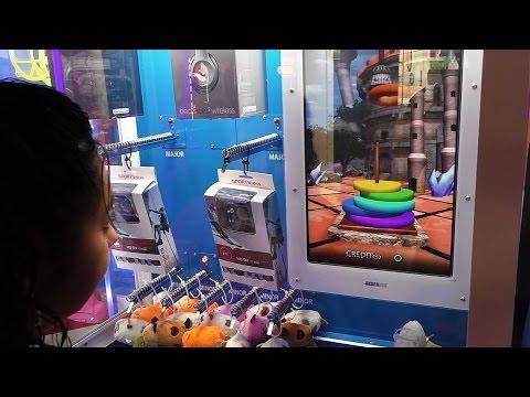 Winners' Ringer Arcade Game