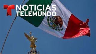 EN VIVO: El Grito, programa especial de Noticias Telemundo desde México