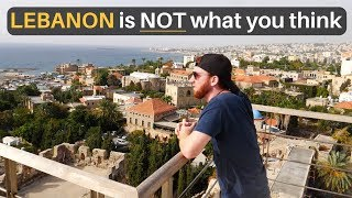LEBANON is NOT what you think!!