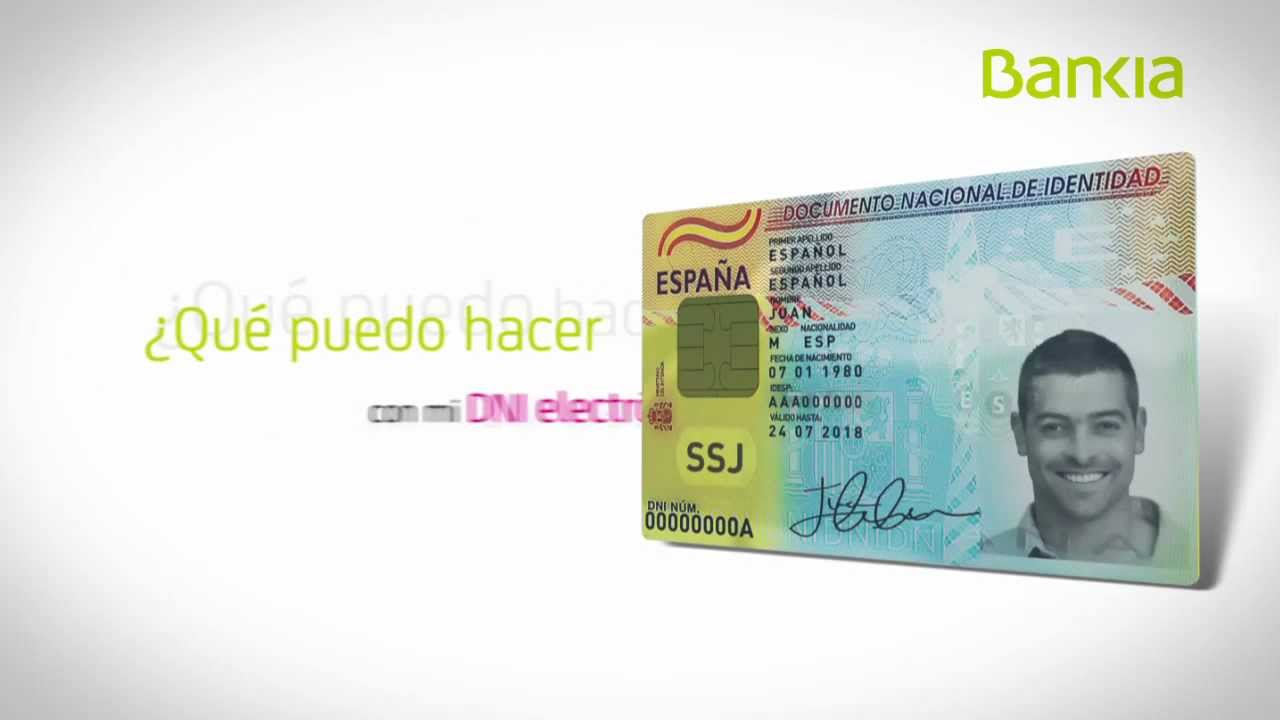 Accede a la oficina internet bankia con tu dnie youtube for Bankia oficina virtual