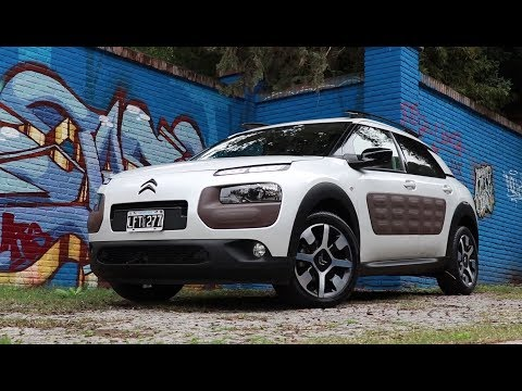 Citroën C4 Cactus - Test - Matias Antico - TN Autos