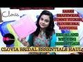 Clovia Bridal Essentials haul | Saree shapewear, tummy tucker, backless bra, strapless bra haul