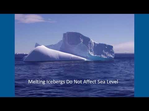 Rising Seas  8  The Polar Ice Caps