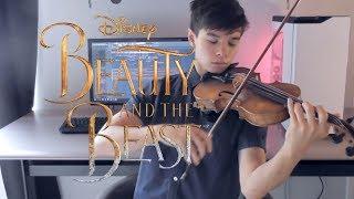 Beauty and the beast - ariana grande and john legend - itsamoney violin cover